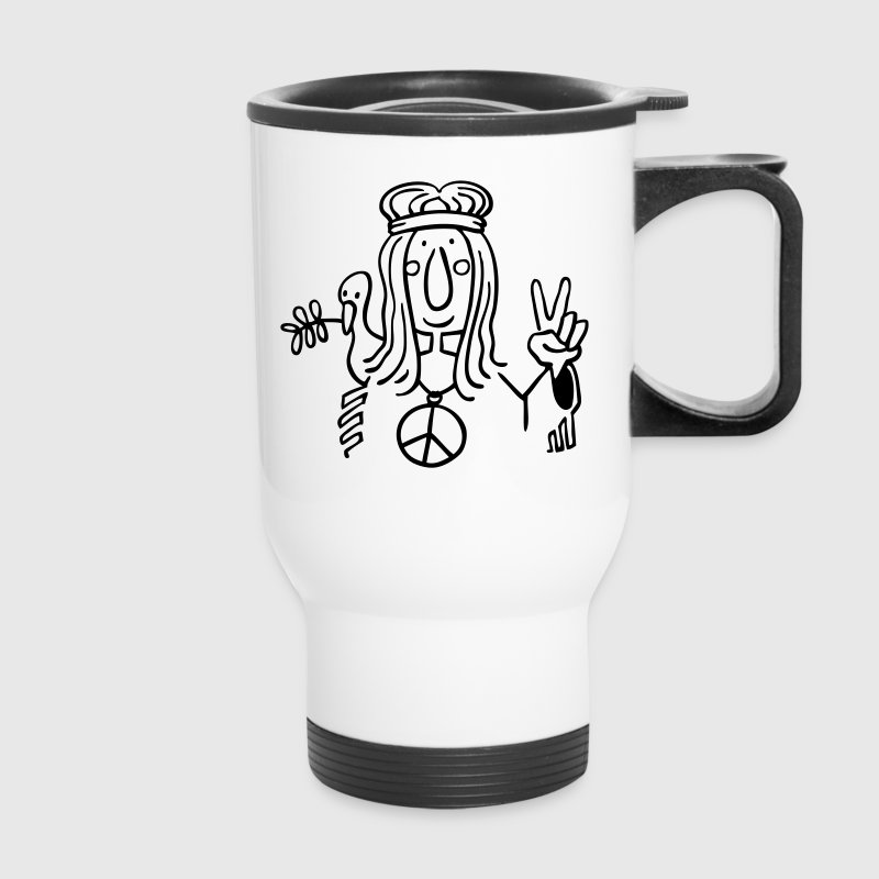 Hippie Accessories - Travel Mug