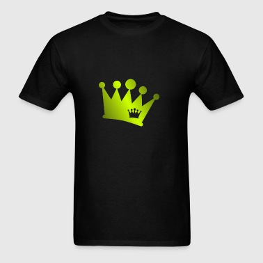 Double Crown neon green - Men's T-Shirt