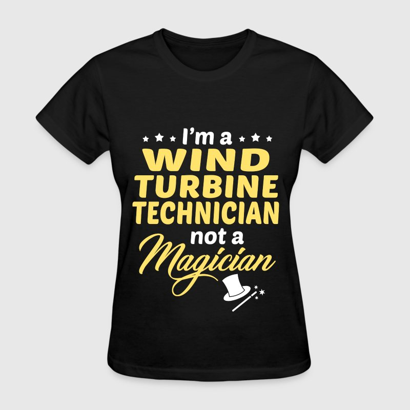 Wind Turbine Technician - Women's T-Shirt