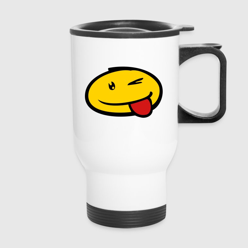 Smiley :P Accessories - Travel Mug