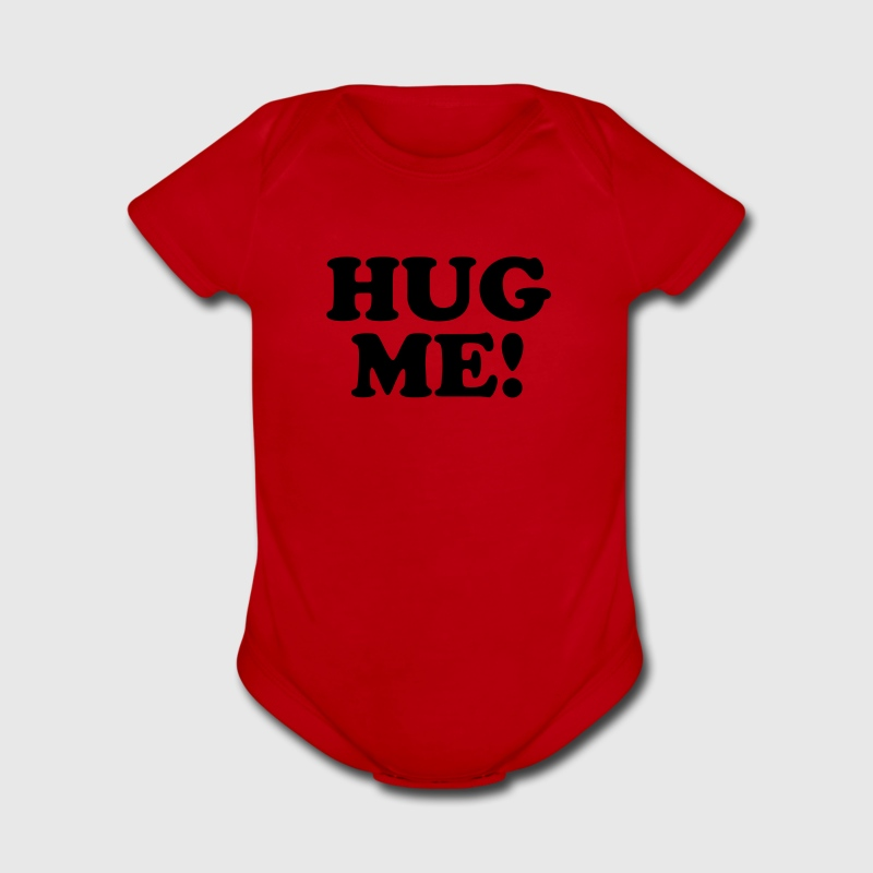 HUG ME! Scrubs Baby & Toddler Shirts - Short Sleeve Baby Bodysuit