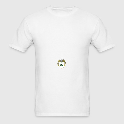 Bobbit Coat of Arms/Family Crest - Men's T-Shirt