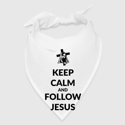 keep calm jesus Mugs & Drinkware - Bandana