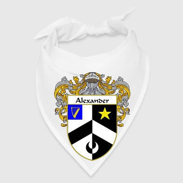 Alexander Coat of Arms/Family Crest - Bandana