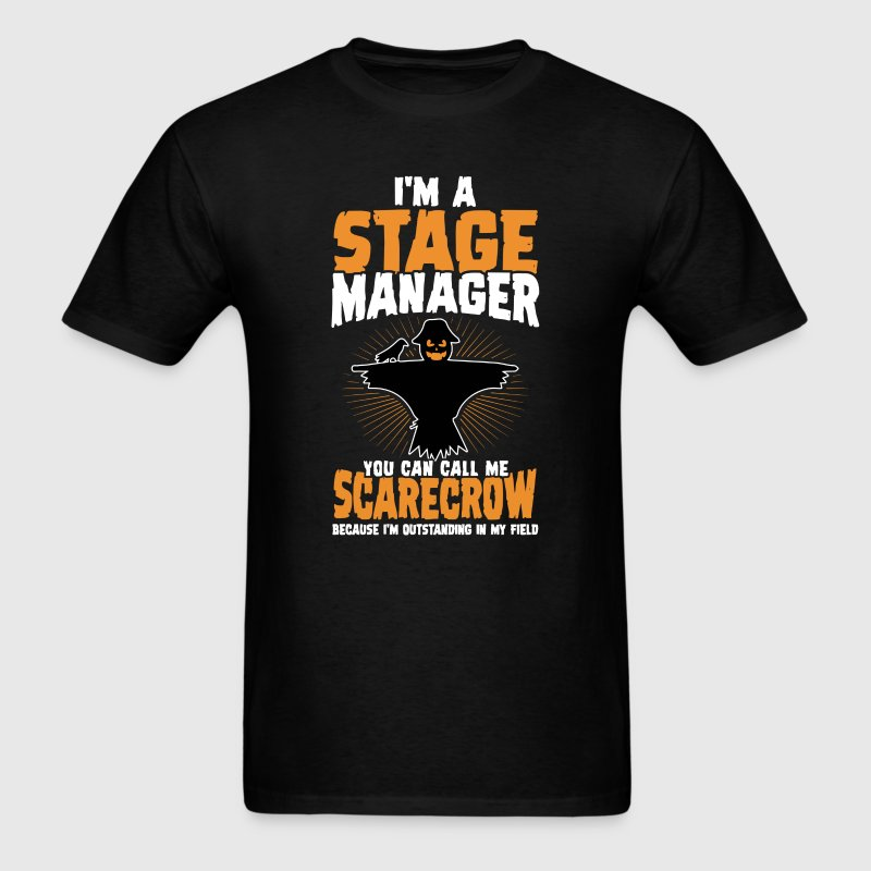 Stage Manager Halloween Costume 2017 T-Shirts - Men's T-Shirt