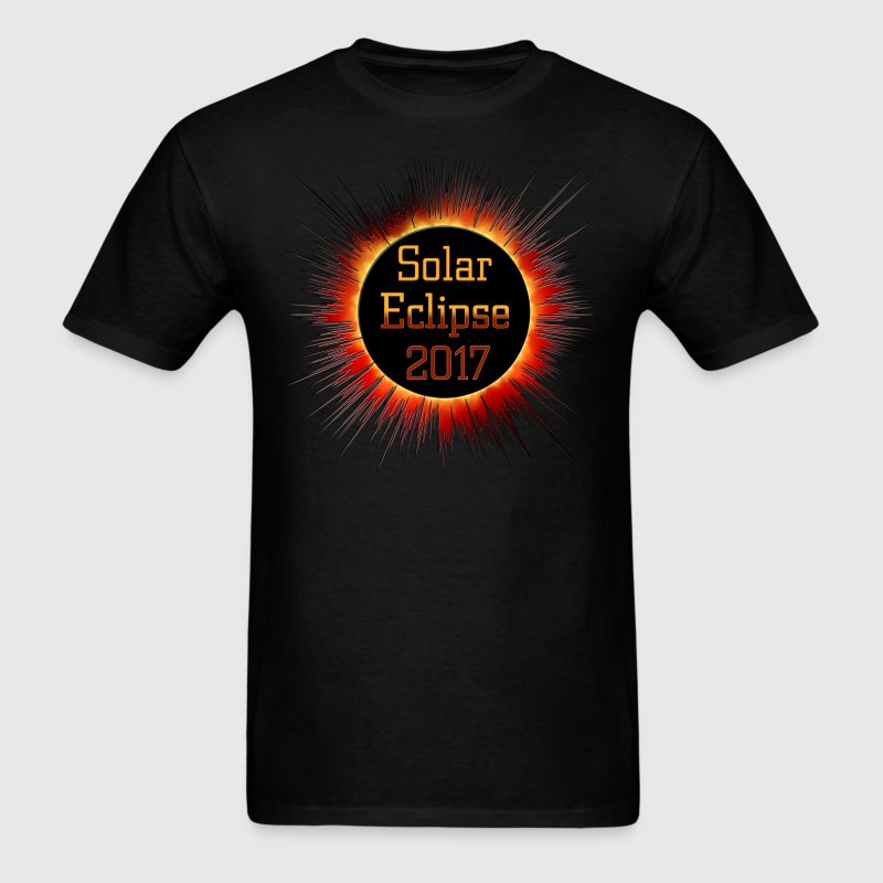 Solar Eclipse CTN 2017 - Men's T-Shirt