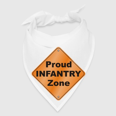 Proud Infantry Zone - Bandana