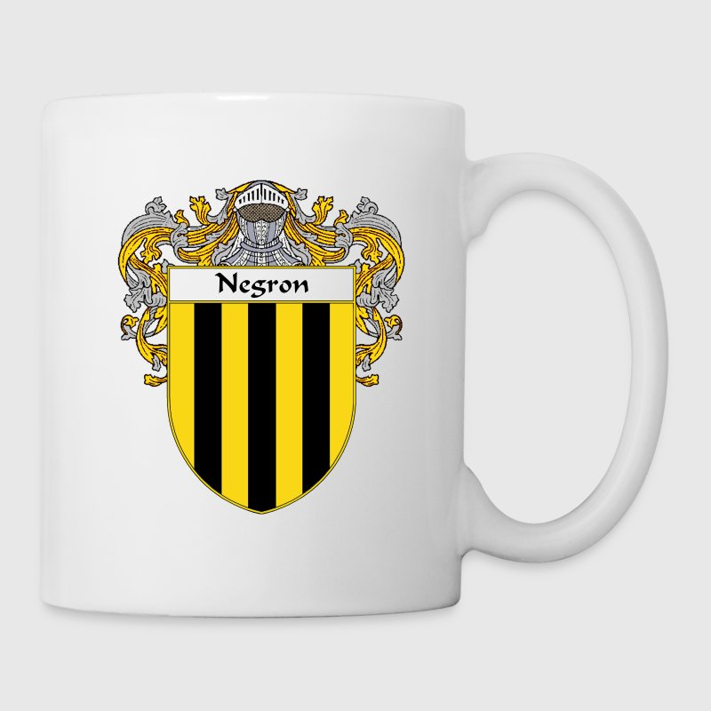 Negron Coat of Arms/Family Crest - Coffee/Tea Mug