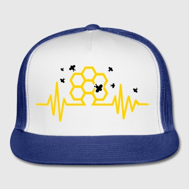 Honeycomb Mugs & Drinkware - Trucker Cap