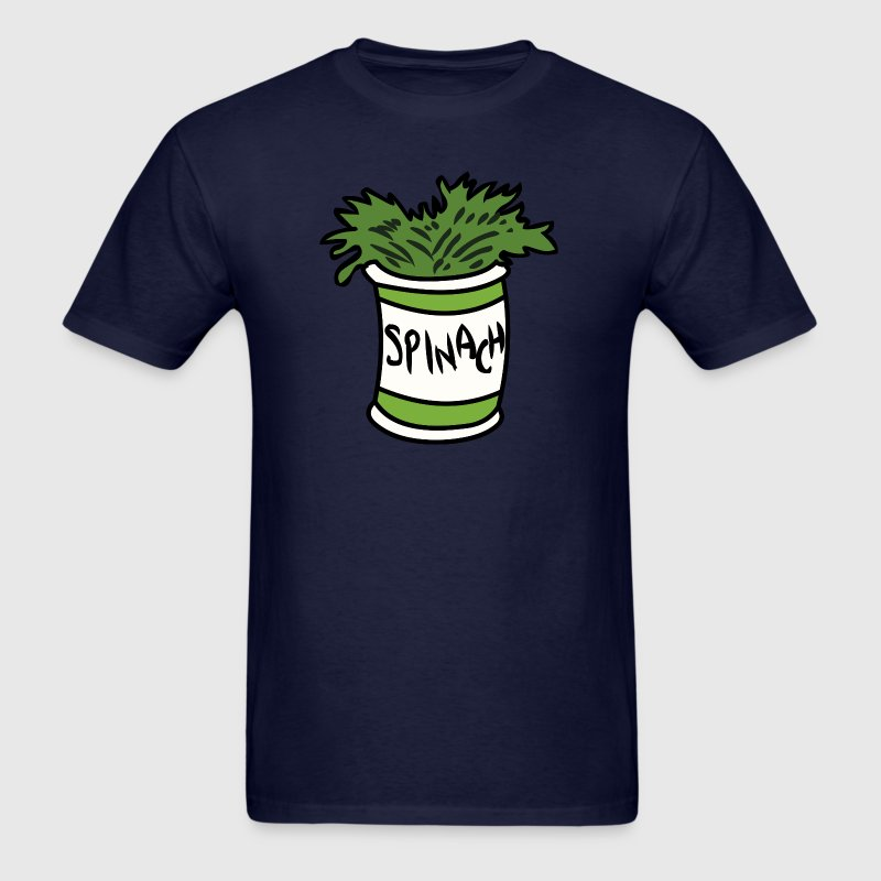 popeye spinach T-Shirts - Men's T-Shirt