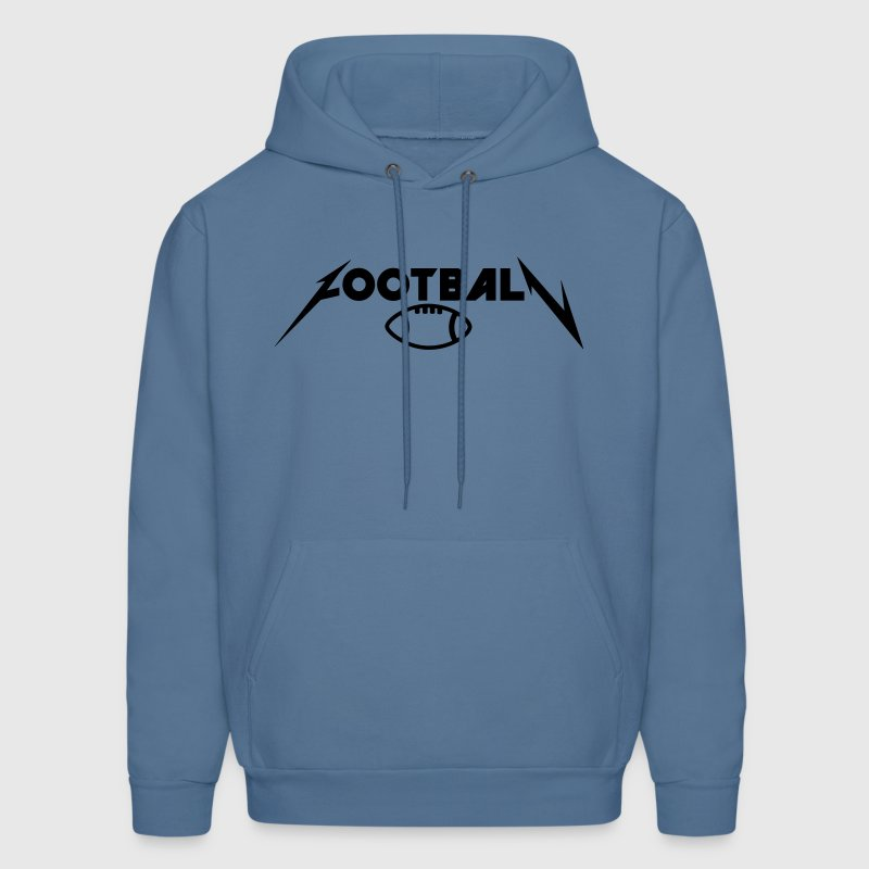 Football Style Hoodies - Men's Hoodie