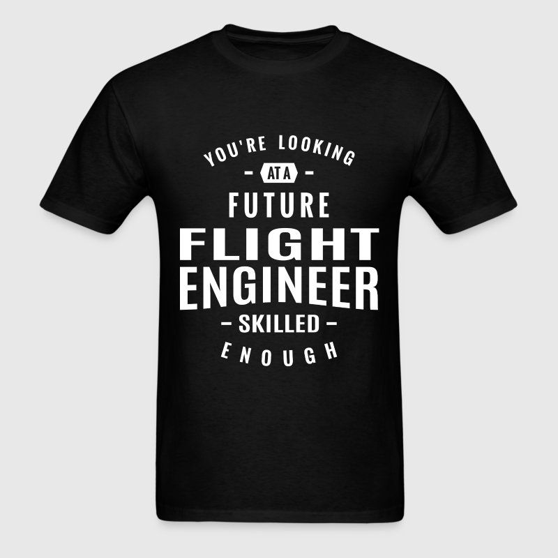 Flight Engineer T-shirt - Men's T-Shirt