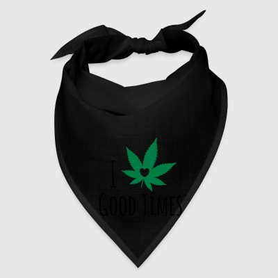 Weed Love Bags & backpacks - Bandana