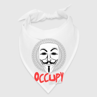 Occupy - Guy Fawkes Mask Accessories - Bandana