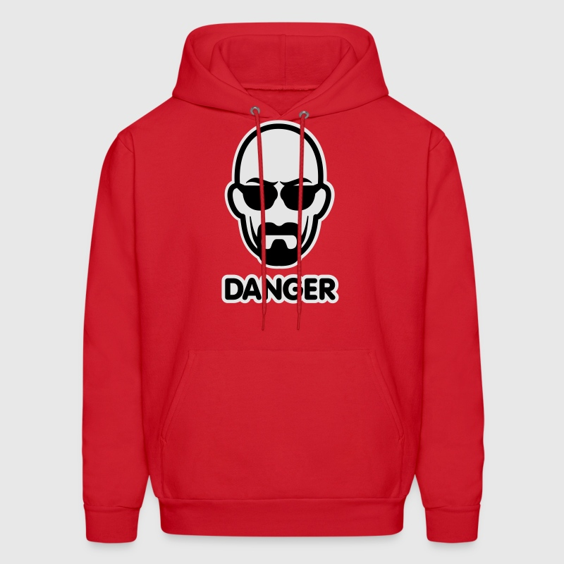 Heisenberg I am the danger Hoodies - Men's Hoodie