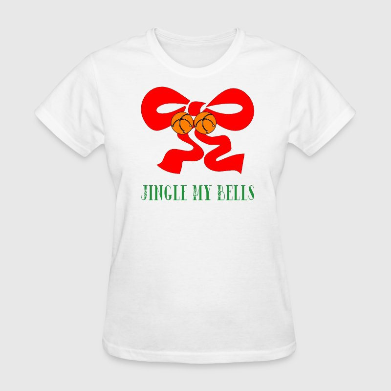 Jingle Bells T-Shirt - Women's T-Shirt