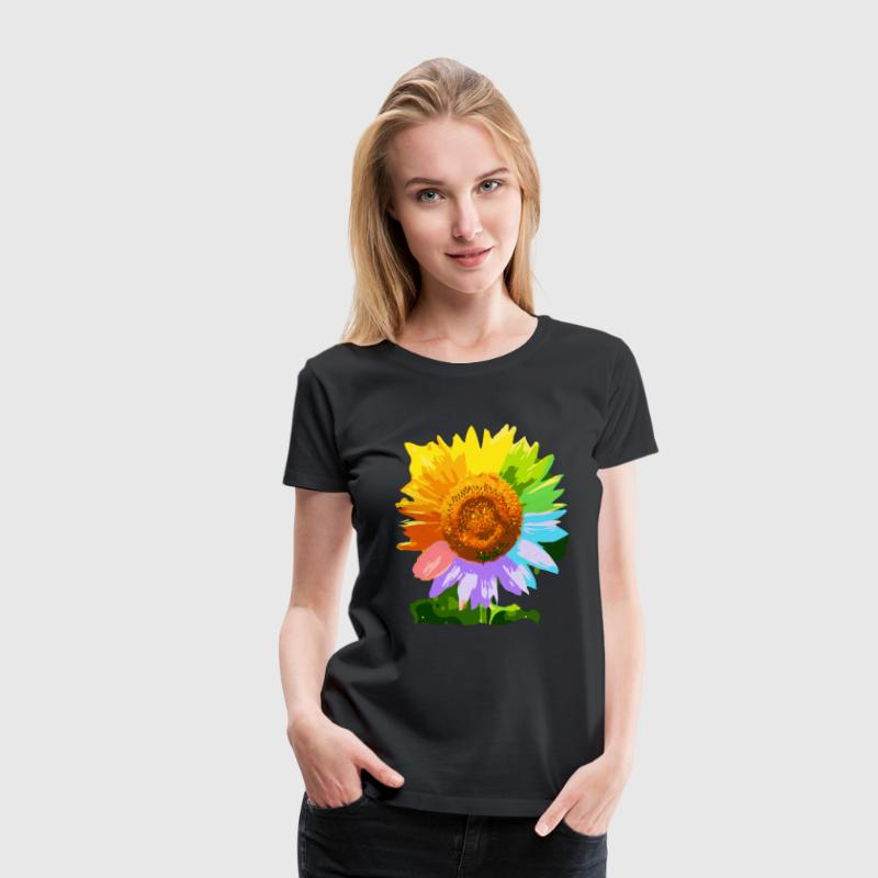 Sunflower Shirt - Women's Premium T-Shirt