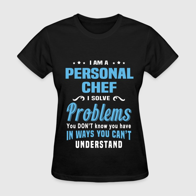 Personal Chef - Women's T-Shirt