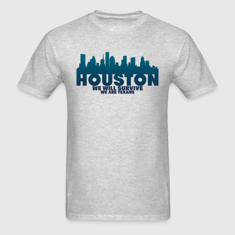 Houston Strong - Men's T-Shirt