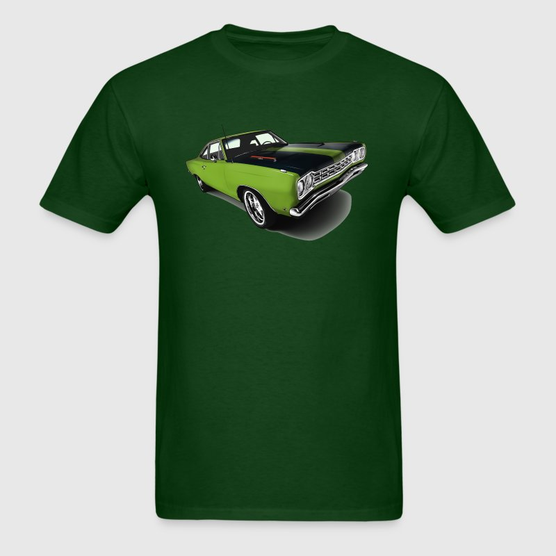 1968 Plymouth Road Runner T-Shirts - Men's T-Shirt