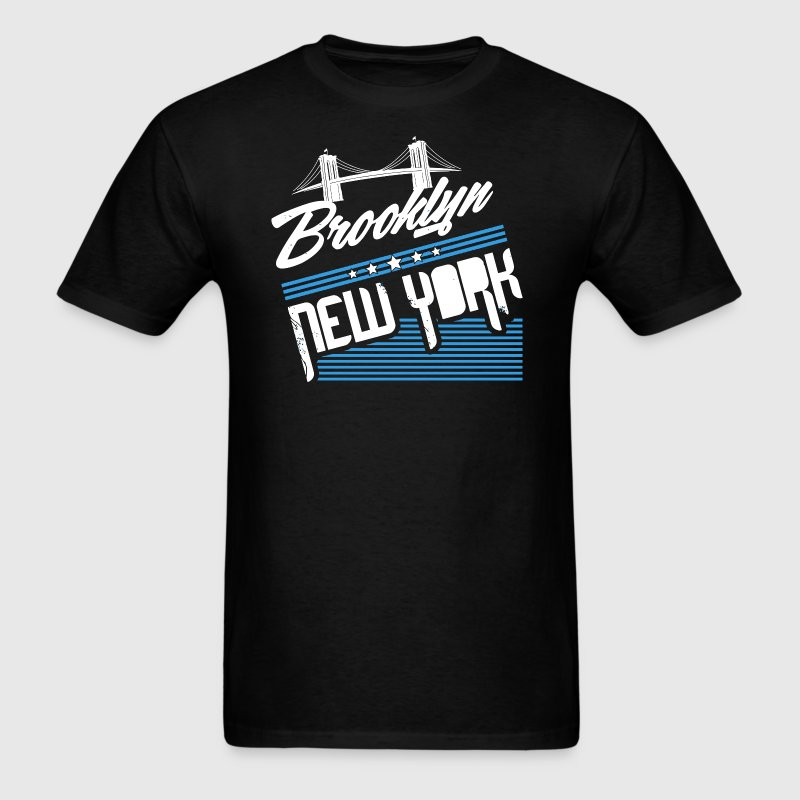 Brooklyn Bridge New York USA t-shirt - Men's T-Shirt