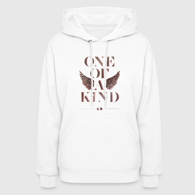 [G-Dragon] One Of A Kind Album Art Logo Hoodies - Women's Hoodie