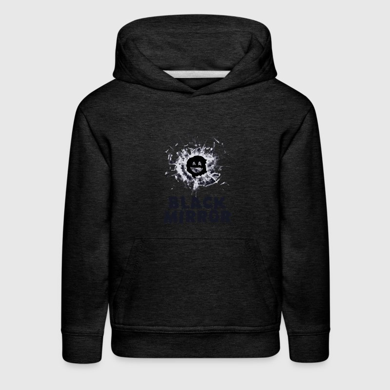 Black Mirror Series Sweatshirts - Kids' Premium Hoodie