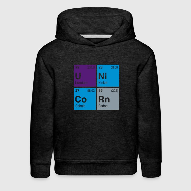 UNiCoRn Periodic Table Sweatshirts - Kids' Premium Hoodie
