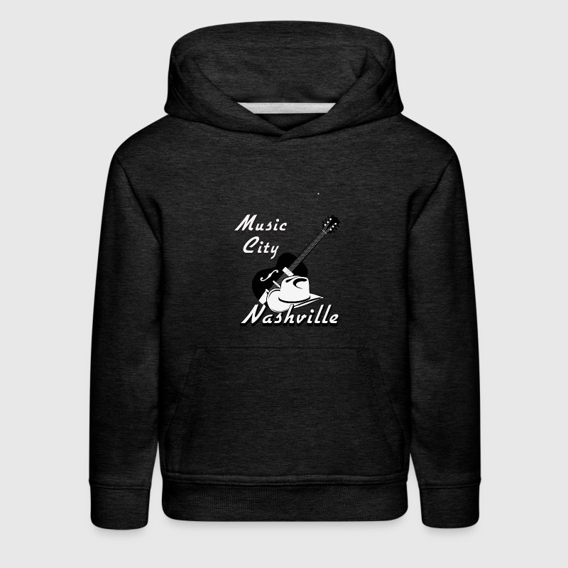 Nashville. Music city Sweatshirts - Kids' Premium Hoodie
