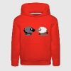 Cute Sheep Sweatshirts - Kids' Premium Hoodie