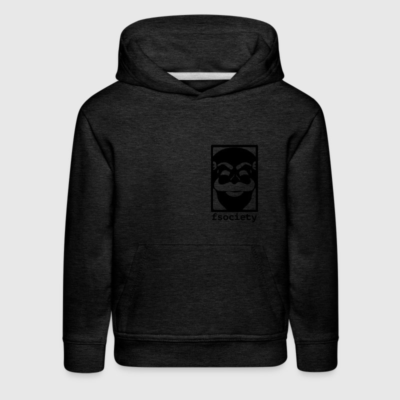 F-Society Mr Robot fsociety Sweatshirts - Kids' Premium Hoodie