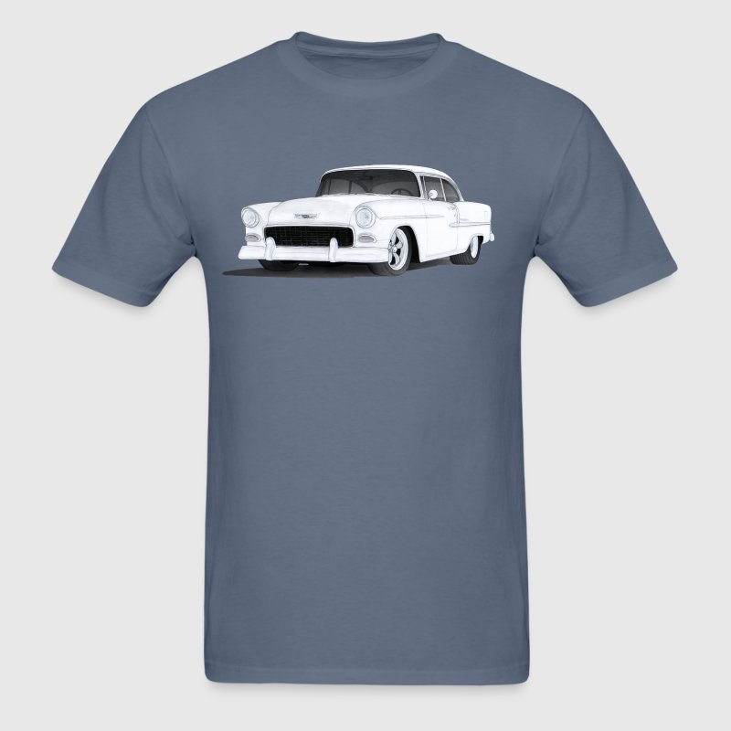 1955 Chevy Bel Air T-Shirts - Men's T-Shirt