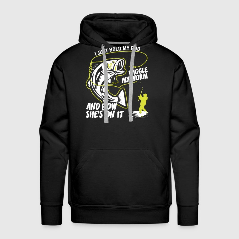 Fishing Shirt - Men's Premium Hoodie