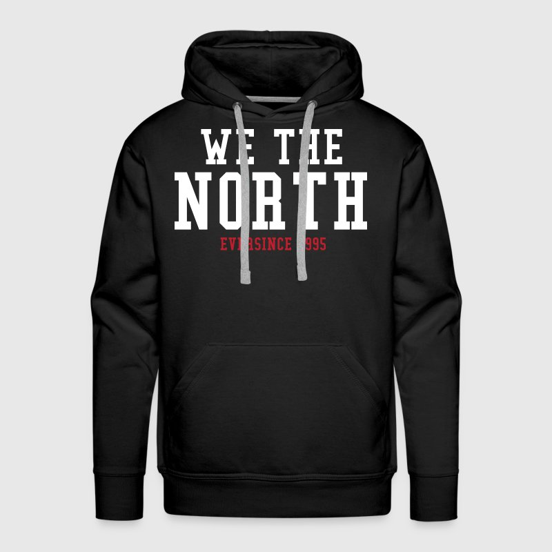 We The North Hoodies - Men's Premium Hoodie