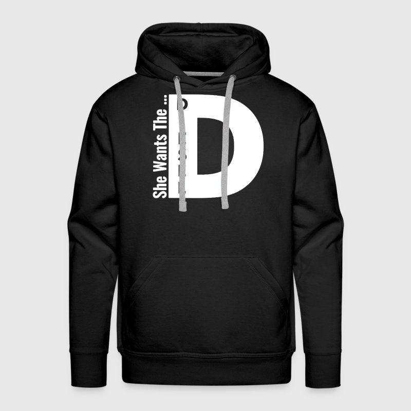 THE DIESEL - Men's Premium Hoodie