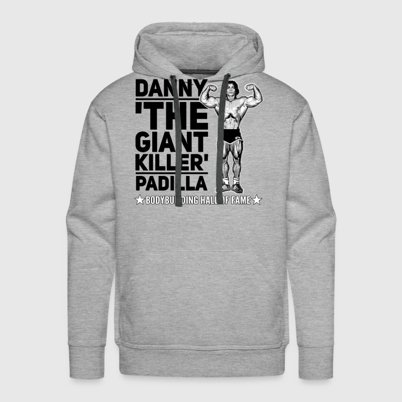 The Giant Killer Hoodies - Men's Premium Hoodie