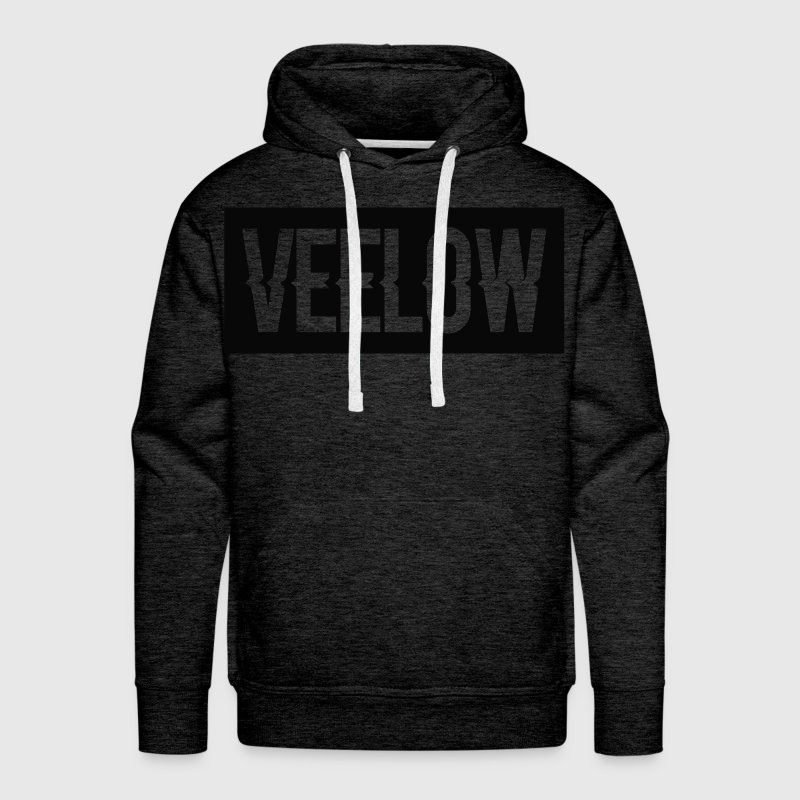 Blacklisted Hoodies - Men's Premium Hoodie