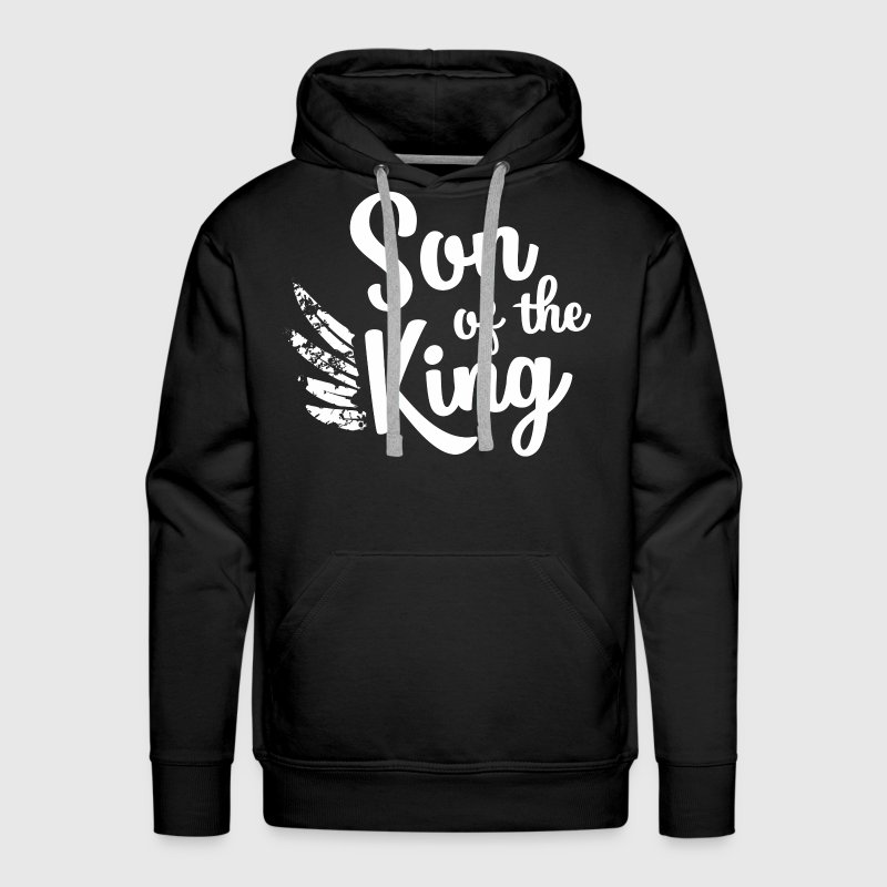 Son of the King Hoodies - Men's Premium Hoodie
