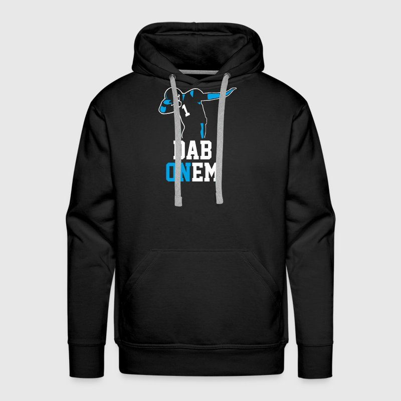 Dab On Em - Men's Premium Hoodie
