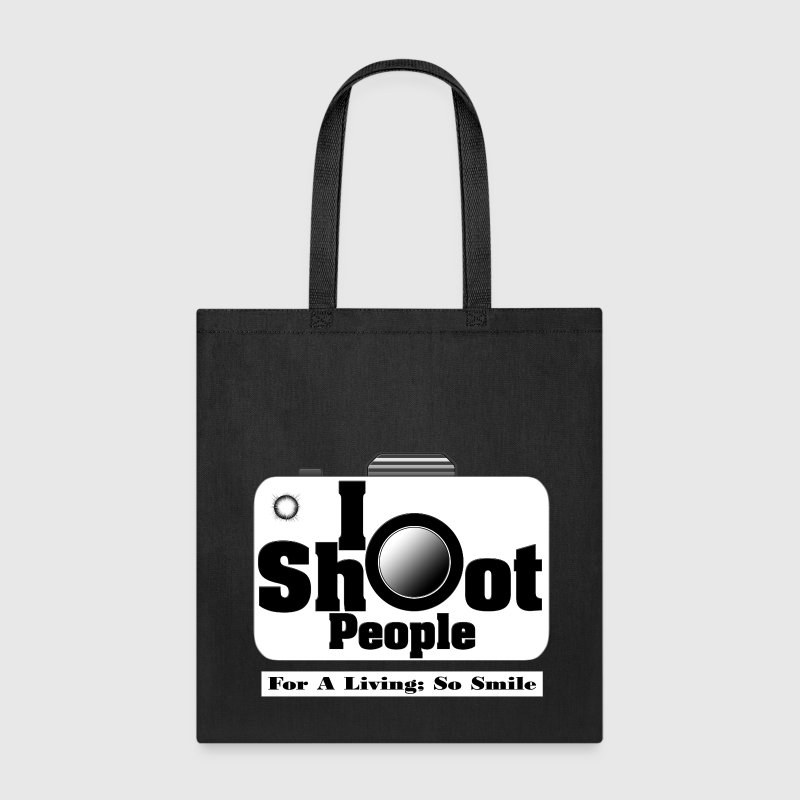 I Shoot People - Tote Bag