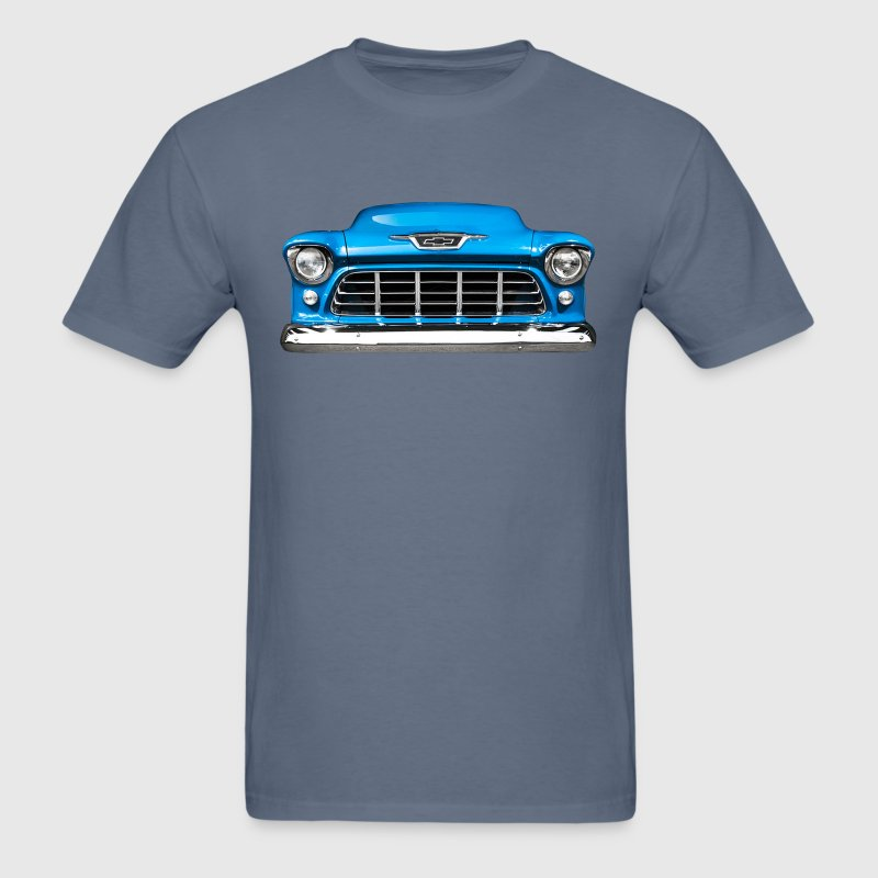 55 Chevy 3100 Grille T Shirt Spreadshirt