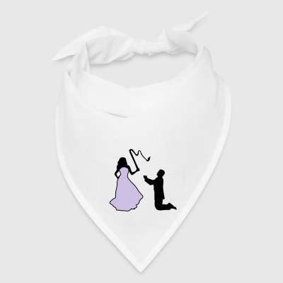 Woman & Whip, Bride & Groom Mugs & Drinkware - Bandana