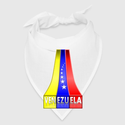 Venezuela By: Carlos Rojas Phone & Tablet Cases - Bandana