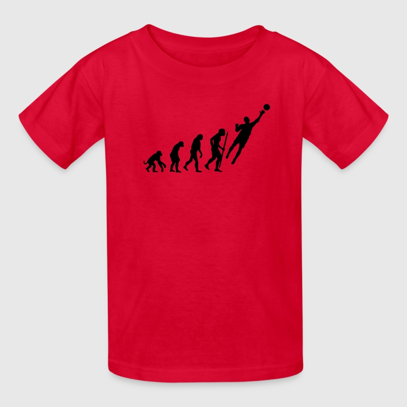 Evolution Goalkeeper Soccer Kids' Shirts - Kids' T-Shirt