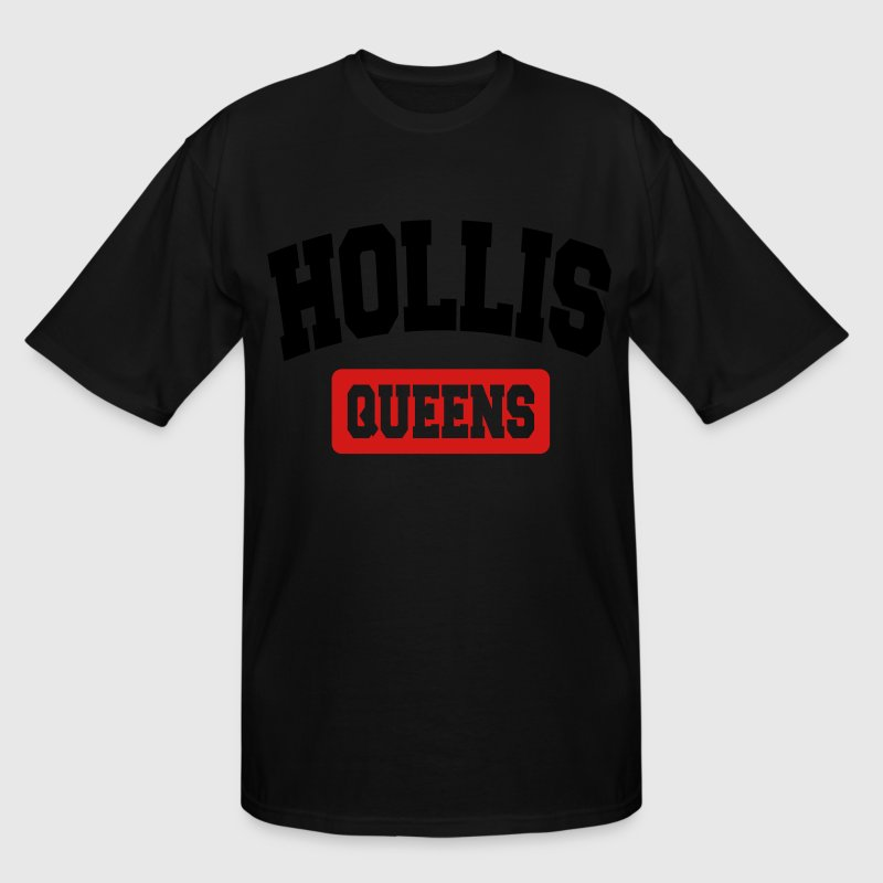 Hollis, Queens T-Shirts - Men's Tall T-Shirt