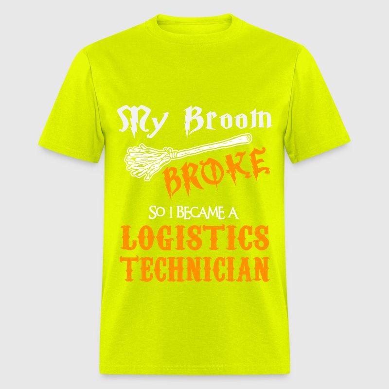 Logistics Technician T-Shirt   Spreadshirt