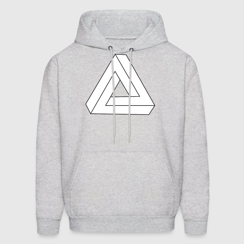 Impossible Triangle Hoodies - Men's Hoodie
