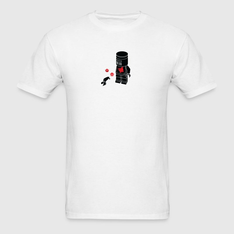 Funny Lego movie parody T-Shirts - Men's T-Shirt
