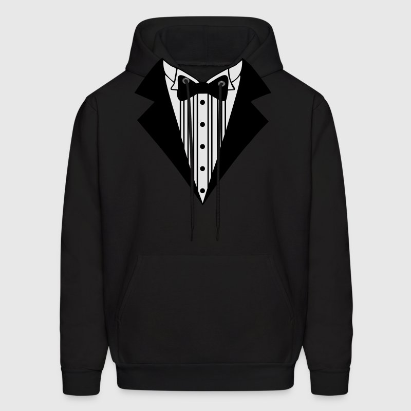 Great Tuxedo Hoodies - Men's Hoodie