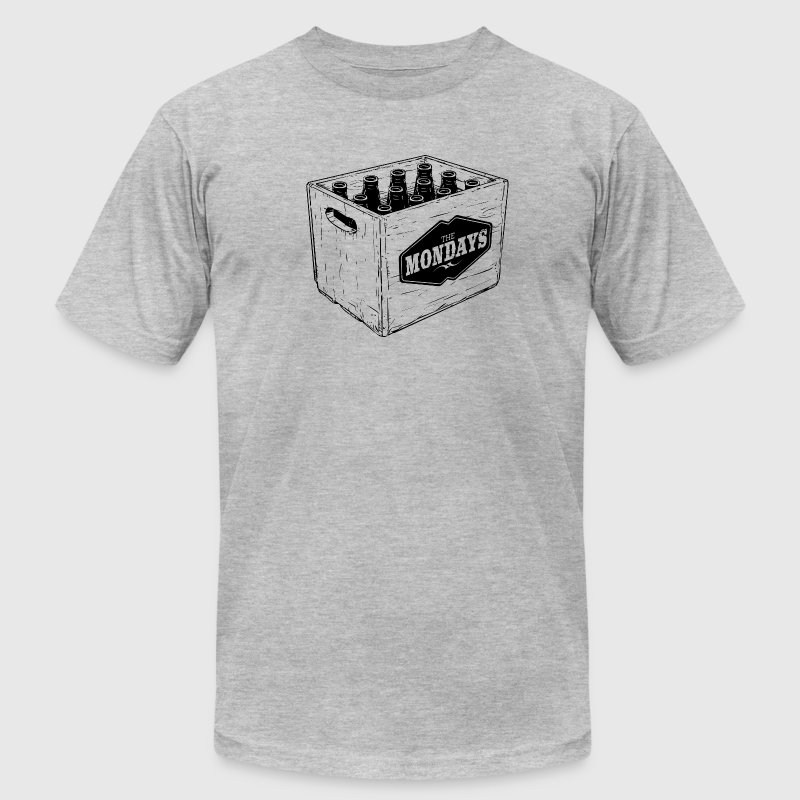 CASE OF THE MONDAYS T-Shirts - Men's T-Shirt by American Apparel